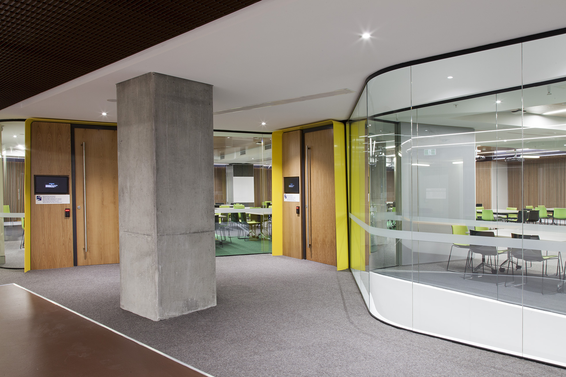UTS Building 11 Teaching Spaces